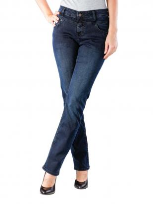 to Mustang Jasmin Jeggins Damen Jeans W34 stone washed W25