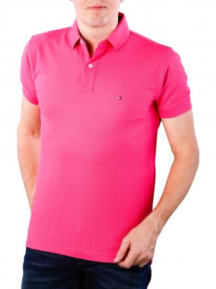 Tommy Hilfiger Basic Tipped Regular Polo orchid Tommy
