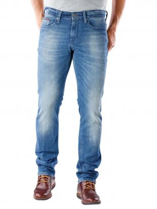 McJeans.ch Fast Delivery | Tommy Jeans Scanton Slim Fit penrose blue | Free Shipping Free Returns