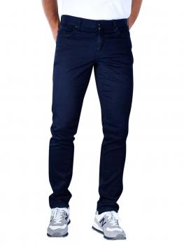 Image of Alberto Pipe Jeans Slim DS Overdyed navy