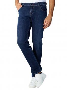 Image of Alberto Robin Jeans Slim Bi Stretch Denim dark blue