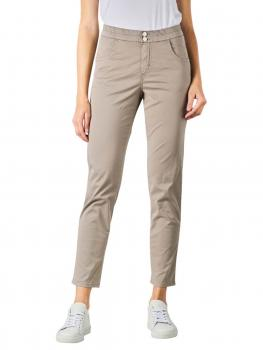 Image of Angels Louisa Button Jeans mud