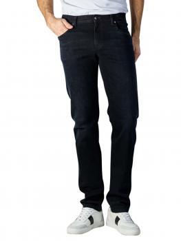 Image of Alberto Pipe Jeans Slim Fit Luxury T400 navy