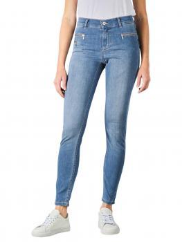 Image of Angels Malu Zip Jeans Slim Fit light blue used
