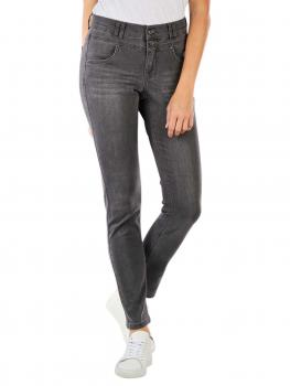 Image of Angels Skinny Button Jeans grey used