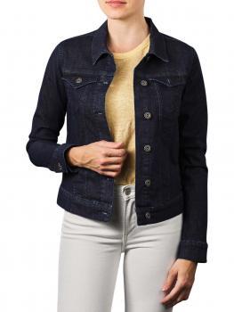 Image of Angels Jeans Jacket dark indigo