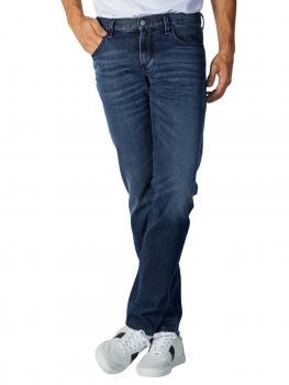 Image of Alberto Slipe Jeans Deep Vintage dark blue