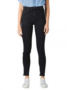 Image of Armedangels Ingaa Jeans Skinny Fit washed down black