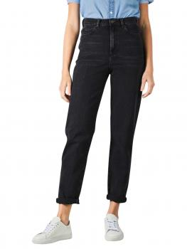 Image of Armedangels Mairaa Jeans Mom Fit washed down black