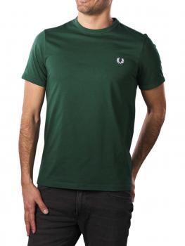 Image of Fred Perry Ringer T-Shirt ivy