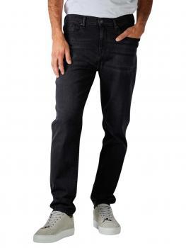 Image of Armedangels Aaro Jeans Tapered Fit foggy black