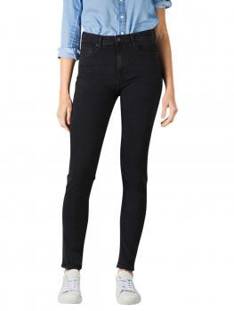 Image of Armedangels Tillaa Jeans Skinny Fit washed down black