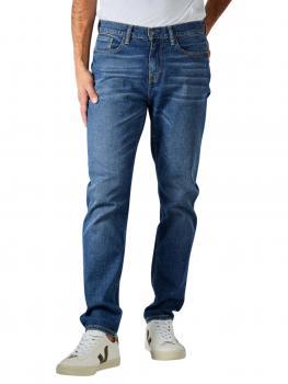 Image of Armedangels Aaro Jeans Tapered Fit dark blueberry