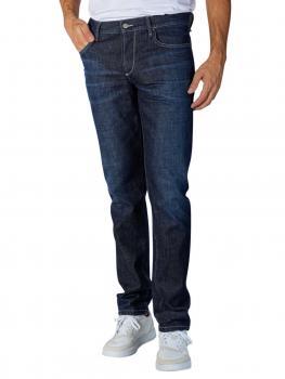 Image of Alberto Slipe Jeans Dry Indigo Denim navy