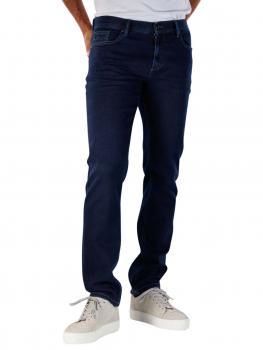 Image of Alberto Pipe Jeans Slim DS Soft Denim dark blue