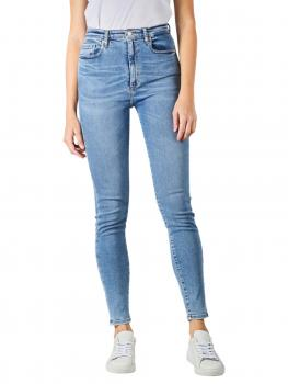 Image of Armedangels Ingaa X Stretch Jeans Skinny Fit sky blue