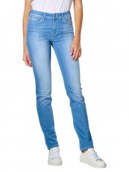 Image of Cross Anya Jeans light blue