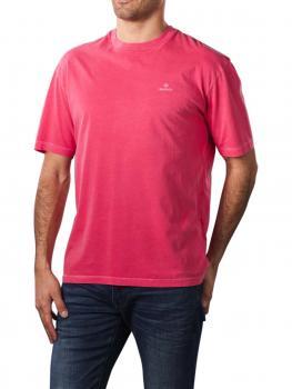Image of Gant Sunfaded SS T-Shirt paradise pink