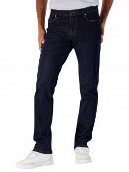 Image of Alberto Pipe Jeans Slim Bi-Stretch navy