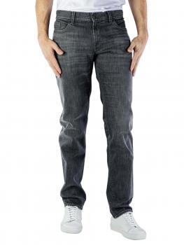 Image of Alberto Pipe Jeans Coloured Denim grey