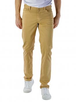 Image of Alberto Pipe Jeans Slim DS Broken Twill yellow