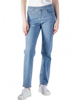 Image of Angels Dolly Jeans Straight light blue