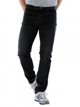 Image of Alberto Pipe Jeans Slim Cosy anthracite