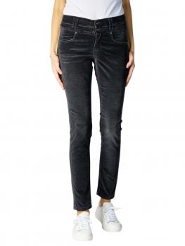 Image of Angels Skinny Button Jeans anthracite used