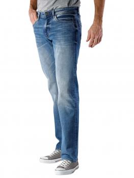 Image of Cross Jeans Antonio Relaxed Fit denim blue