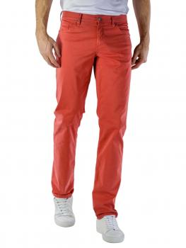 Image of Alberto Pipe Jeans Slim DS Broken Twill red