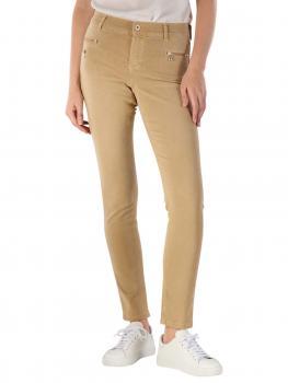 Image of Angels Malu Zip Jeans Slim camel used