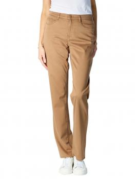 Image of Brax Carola Jeans Straight Fit walnut