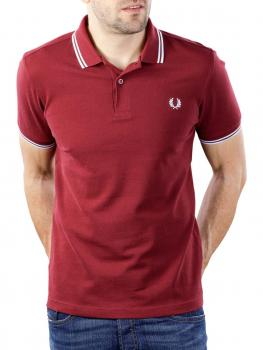 Image of Fred Perry Polo Pique Shirt 122