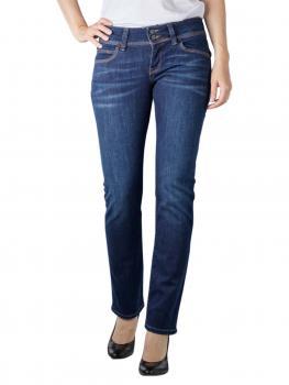 Image of Cross Loie Jeans Straight Fit dark blue