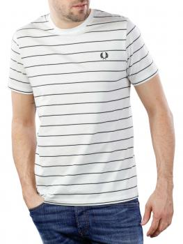 Image of Fred Perry T-Shirt weiss