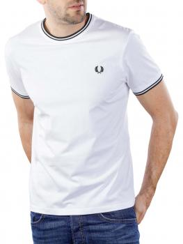 Image of Fred Perry Twin Tipped T-Shirt 100