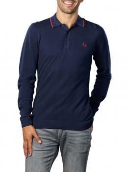 Image of Fred Perry Polo Longsleeve 395