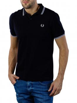 Image of Fred Perry Polo Piqué navy