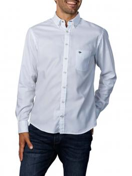 Image of Fynch-Hatton All Season Oxford Shirt white
