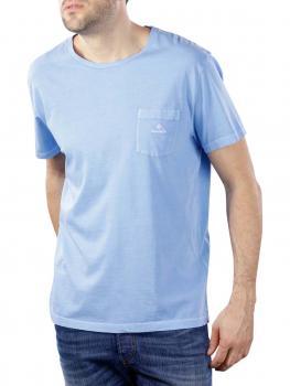 Image of Gant Sunfaded SS T-Shirt capri blue