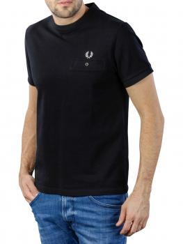 Image of Fred Perry T-Shirt M8531 schwarz