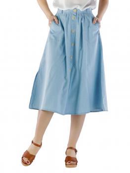 Image of Lee Chambray Skirt Regular Fit summer blue