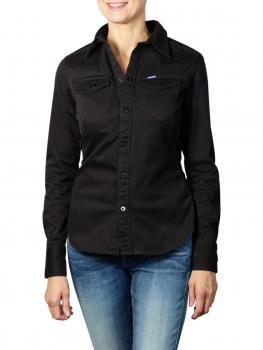 Image of G-Star Western Kick Back Shirt Slim black