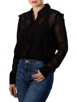 Image of Maison Scotch Button Up Shirt black