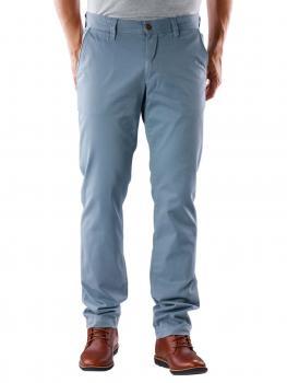Image of Alberto Lou Pant Compact Cotton blue
