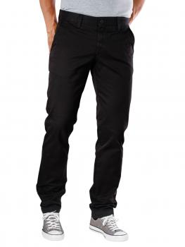 Image of Alberto Lou Pant Pima Cotton black