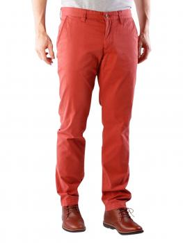Image of Alberto Lou Pants Compact Cotton red