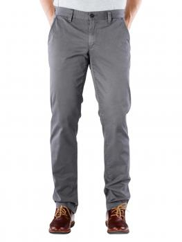 Image of Alberto Lou Pant Pima Cotton light grey melange
