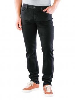 Image of Alberto Pipe Jeans Superfit Denim black
