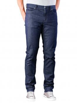 Image of Alberto Pipe Jeans Premium Business Coolmax dark blue